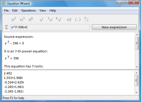npower equation